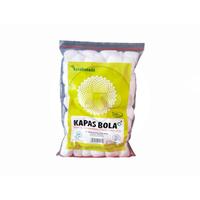 Husada Kapas Bola (100 Pcs)