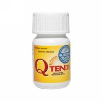 Q Ten 30 mg Kapsul (1 Botol @ 30 Kapsul)