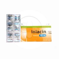Inlacin Kapsul 100 mg (1 Strip @ 6 Kapsul)