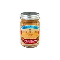 Dale's Farm Ketobetic Crunchy - Selai Kacang 50 g