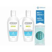 Beli 1 Gratis 1 Atocalm Liquid wash 100 mL FREE Exclusive Masker SehatQ