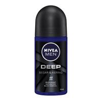NIVEA MEN Deodorant Deep Roll On 50 ml