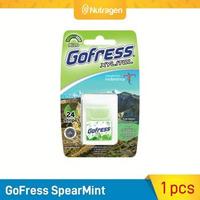 GoFress Permen Tipis Penyegar Nafas (Spearmint)