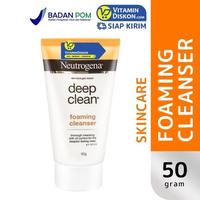 Neutrogena Deep Clean Foaming Cleanser 50 g