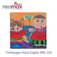 Rossmax Timbangan Digital WB 100