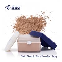 Inez Satin Smooth Face Powder - Ivory