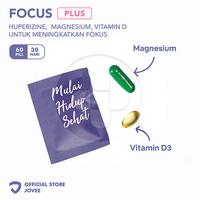 Jovee Vitamin Fokus Kerja (30 Sachet)