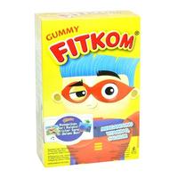 Fitkom Gummy Calcium (1 Box @ 4 Sachet)