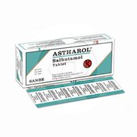 Astharol Tablet 4 mg (1 Strip @ 10 Tablet)