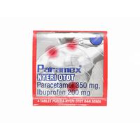 Paramex Nyeri Otot Tablet (25 Strip @ 4 Tablet)