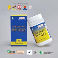 Herbamed Antipe Kapsul (1 Botol @ 50 Kapsul)