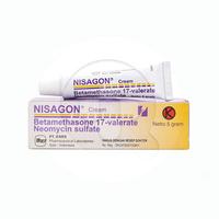 Nisagon Krim 5 g