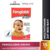 Vitabiotics Feroglobin Drops 15 ml