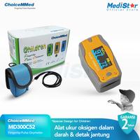 Choicemmed Fingertip Pulse Oximeter MD300C52