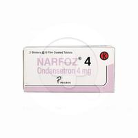 Narfoz Tablet 4 mg (1 Strip @ 6 Tablet)