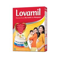 Lovamil Ibu Hamil Vanila Box - 120 g