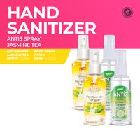 Antis Spray Jasmine Tea 2 x 55 mL & Timun 2 x 55 mL