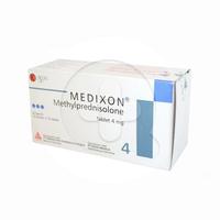 Medixon Tablet 4 mg (1 Strip @ 10 Tablet)