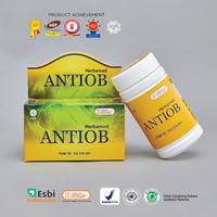 Herbamed Antiob Kapsul (1 Botol @ 50 Kapsul)