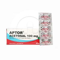 Aptor Tablet 100 mg (1 Strip @ 10 Tablet)