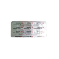 Orinox Tablet 90 mg (1 Strip @ 10 Tablet)