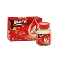 Brand's Bird's Nest 70 g with Rock Sugar (6 Botol)