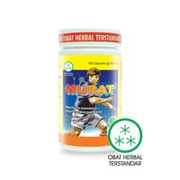 Borobudur Herbal Murat Kapsul (60 Kapsul)