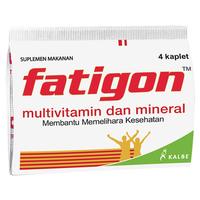 Fatigon Tablet (1 Strip @ 4 Tablet)