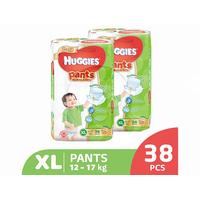 Huggies Gold Pants Popok Celana XL 38 (2 Pack)