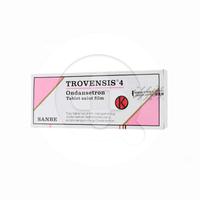 Trovensis Tablet 4 mg (1 Strip @ 10 Tablet)