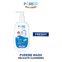 Pure Baby Wash 2 in 1 Freshy 230 ml