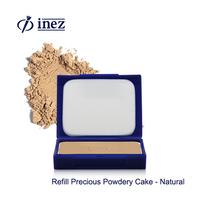 Inez Refill Precious Powdery Cake/PPC Natural