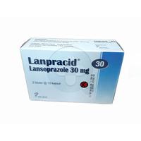 Lanpracid Kapsul 30 mg (1 Strip @ 10 Kapsul)