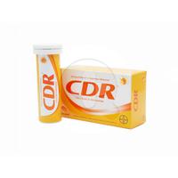 CDR Effervescent Tablet (1 Tube @ 20 Tablet)