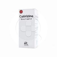 Cetirizine Indofarma Sirup 60 ml