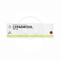Cefadroxil OGB Dexa Medica Kapsul 500 mg (10 Strip @ 10 Kapsul)