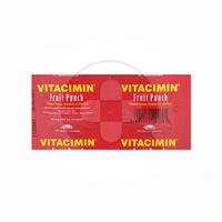 Vitacimin Fruit Punch Tablet (1 Strip @ 2 Tablet)