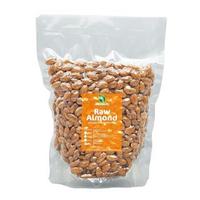 Greenara Kacang Almond Mentah Kupas 1 Kg