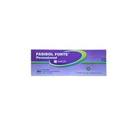 Fasidol Forte Kaplet 650 mg (10 Strip @ 10 Kaplet)