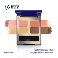Inez Color Contour Plus Eyeshadow Collection - New York