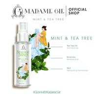 Madame Gie Madame Misty Face Mist - Mint & Tea Tree Face Mist
