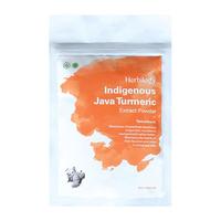 Herbilogy Temulawak/Java Tumeric Extract Powder 100 g