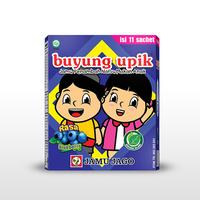 Buyung Upik Rasa Blueberry (1 Box @ 11 Sachet)