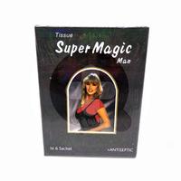 Tissue Super Magic Man (1 Box @ 6 Lembar)