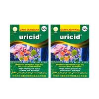 Dami Sariwana Uricid Pil (1 Box @ 100 Pil) - Twinpack