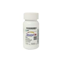 Janumet XR Tablet 100/1000 mg (Botol @ 28 Tablet)