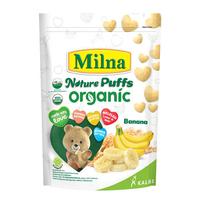 Milna Nature Puffs Organic Banana 15 g