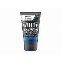 MEN'S BIORE Double Scrub Facial Foam White Energy 100 g