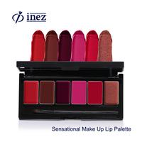 Inez Sensational Make Up Lip Palette