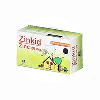 Zinkid Tablet 20 mg (1 Strip @ 10 Tablet)